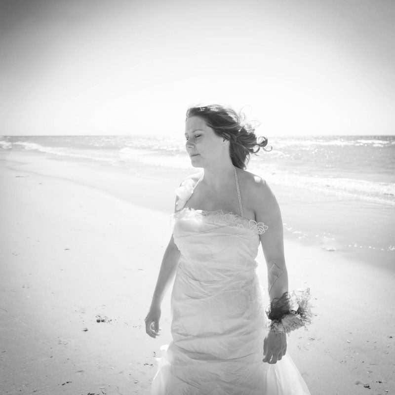 Wedding F&S at the beach